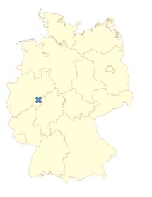 Das Bild zeigt in welchen Regionen wir Modellbahnen ankaufen.